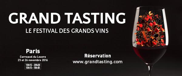 Grand Tasting Carrousel du Louvre Paris