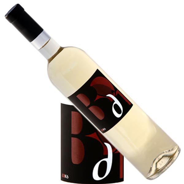Vin Cassis blanc Bod1 Bodin étiquette moderne