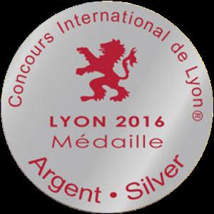 """Résultat de recherche d'images pour """"international des vins de lyon 2016 argent"""""""