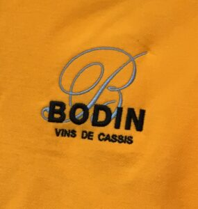 Polo Orange Cassis Bodin