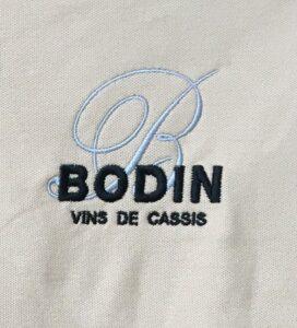 Polo Sable Cassis Bodin