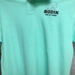 Polo vert Cassis Bodin