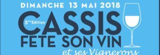 Cassis Bodin fête son vin 2018