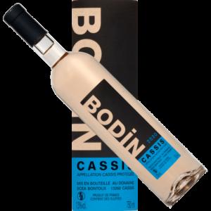 Rose-vin-Cassis-Bodin-2020 étiquette