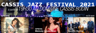 Bodin Cassis Jazz Festival 9e edition 2021